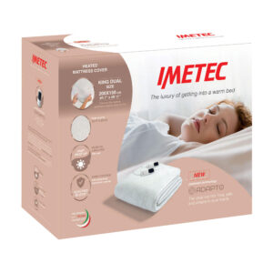 Imetec Mattress Cover Adapto King Dual – 16734