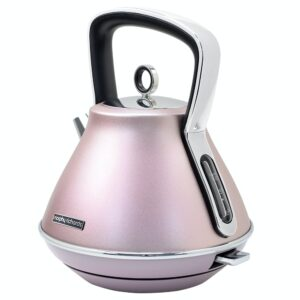 Morphy Richards Evoke Special Edition 1.5 litre Kettle – Rose Quartz – 100117