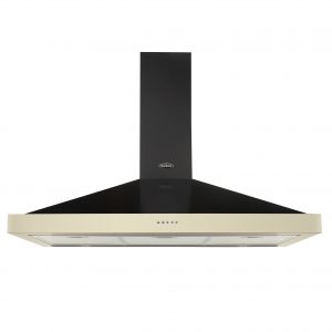 BELLING CHIMNEY HOOD 100CM CREAM - 100CHIMCRE