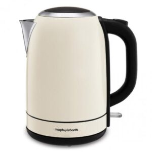 Morphy Richards Equip 1.5 litre Kettle – Metallic Cream – 102781