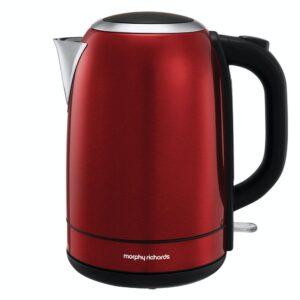 Morphy Richards 1.5 litre Equip Kettle – Metallic – 102782