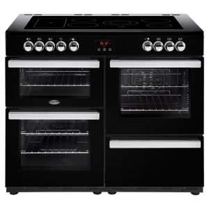 BELLING 110CM ELECTRIC COOKCENTRE BK