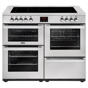 BELLING 110CM ELECTRIC COOKCENTRE SS