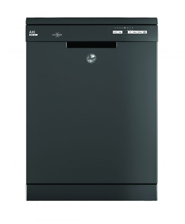 Hoover HDYN 1L390OA Full Sized 13 Place Setting Freestanding Dishwasher