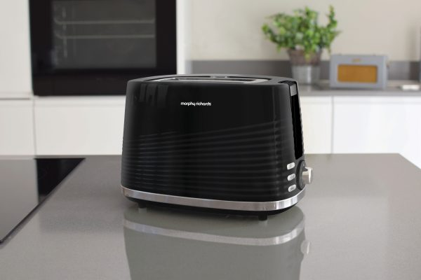 MR Dune Premium Patterned 2 Slice Toaster