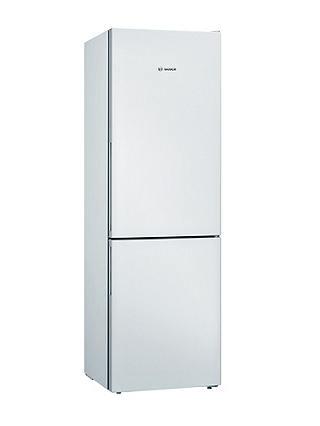 Bosch Serie 4, Free-standing Fridge-Freezer 186 x 60 cm, White - KGV36VWEAG