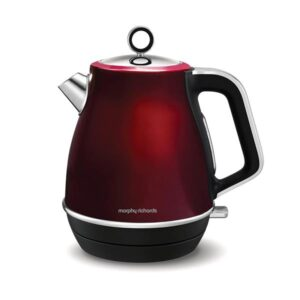 Morphy Richards Evoke 1.5 litre Jug Kettle – Red – 104408