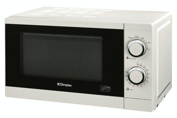 Dimplex 20L Manual White Microwave – 980531