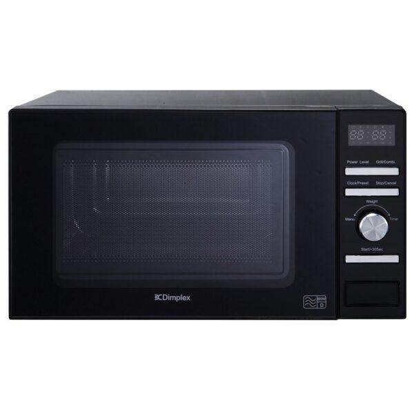 Dimplex 20L Digital Black Microwave - 980536