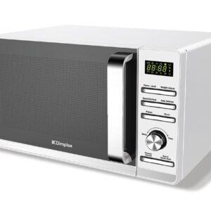 Dimplex 23L Digital White Microwave - 980537