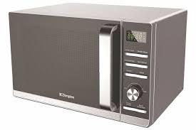 Dimplex 23L Digital Silver Microwave 980538