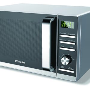 Dimplex 23L Digital Silver Microwave - 980538
