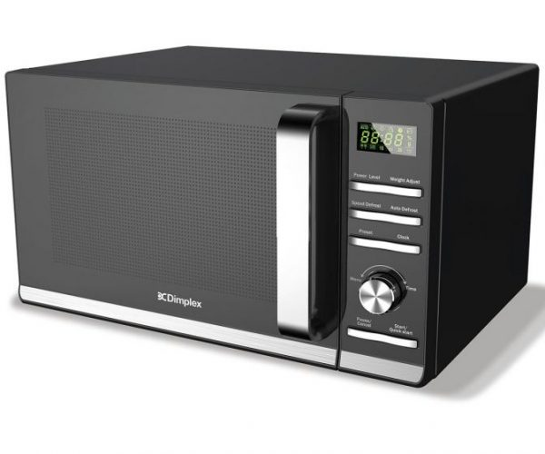 Dimplex 23L Digital Black Microwave 980539
