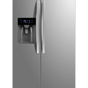 BELLING AMERICAN FRIDGE FREEZER BAFF493SS