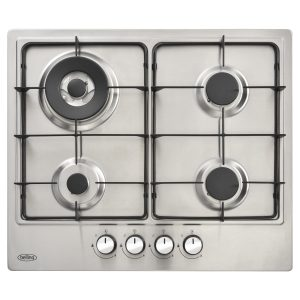 BELLING 4 RING GAS HOB S/STEEL NAT GAS