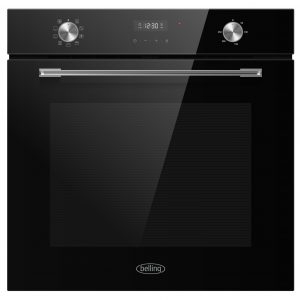 BELLING SINGLE OVEN MULI-FUNCTION BLACK