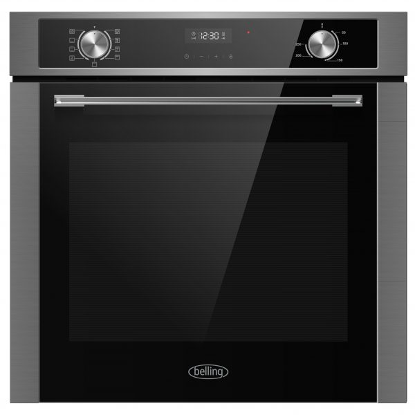 BELLING SINGLE OVEN MULI-FUNCTION S/STL