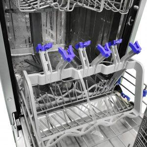 Belling Slimline Fully Integrated Dishwasher | 10 Place, 45cm | BID1061