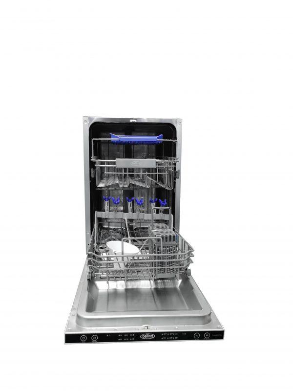 Belling Slimline Fully Integrated Dishwasher   10 Place, 45cm   BID1061