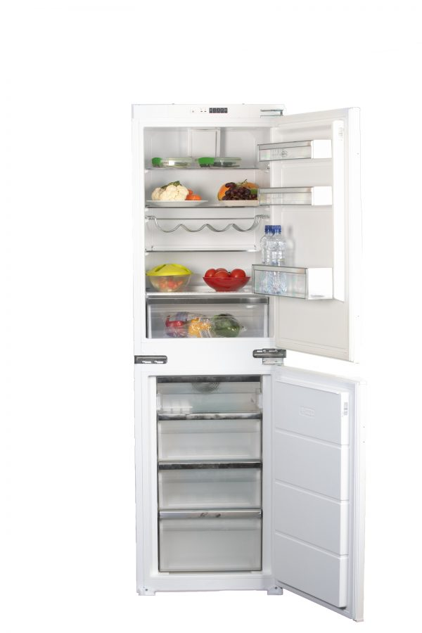 Belling 1/2 & 1/2 Integrated Frost Free Fridge Freezer – BIFF5050E