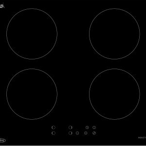 BELLING 4 RING INDUCTION HOB – BIH60T