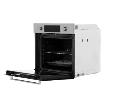 Baumatic BOPT609X 60cm Built In Single Oven