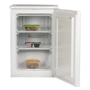 Belling 54cm 87 LitresUnder Counter Freezer White – BFZ87