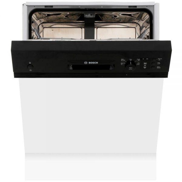 Serie | 4, Dishwasher, 60 cm, Black