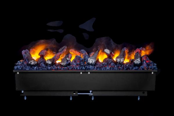 Dimplex Cassette 1000 Optimyst Electric Fire Black - CAS1000