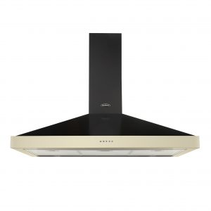 BELLING CHIMNEY HOOD 90CM CREAM