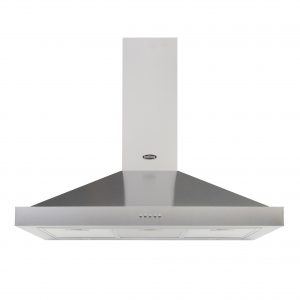 BELLING CHIMNEY HOOD 90CM S STEEL