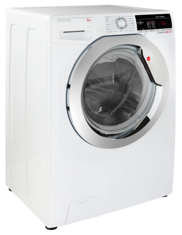 Hoover DXOA 48C3 Dynamic Next 8kg 1400 Spin Freestanding Washing Machine
