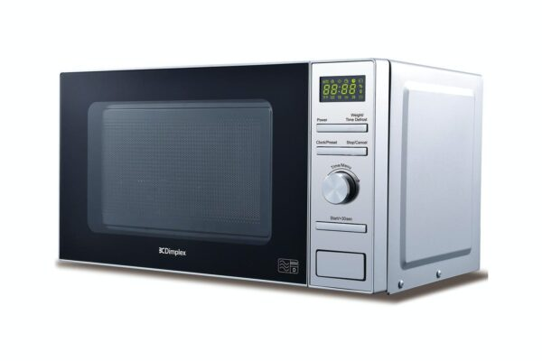 Dimplex 20L Digital Silver Microwave - 980535