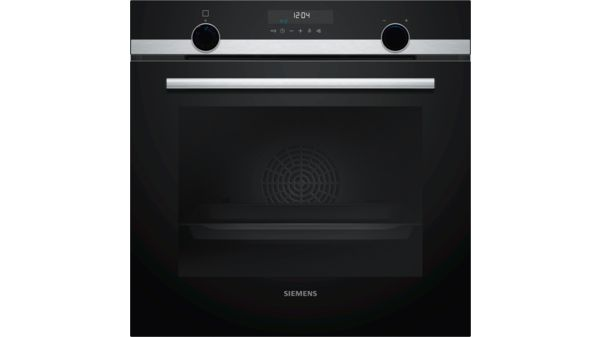 Siemens iQ500, Built-in oven, 60 cm, Stainless steel HB578A0S6B