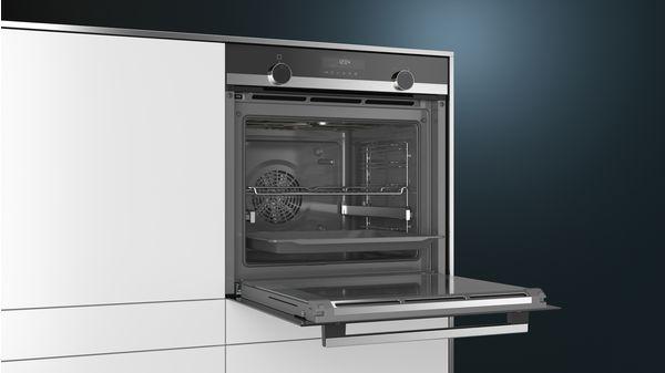 Siemens iQ500, Single Oven, 60 cm, Stainless steel HB578G5S6B