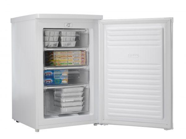 Hoover HFZE54W Freestanding Undercounter Freezer