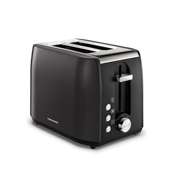 Morphy Richards Stainless Steel 2 Slice Toaster – 222058
