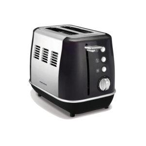 Morphy Richards Black Evoke Toaster – 224405