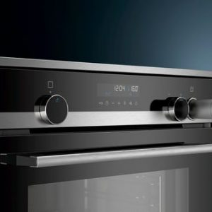 Siemens iQ500, Built-in oven with added steam function, 60 cm, Stainless steel HR578G5S6B