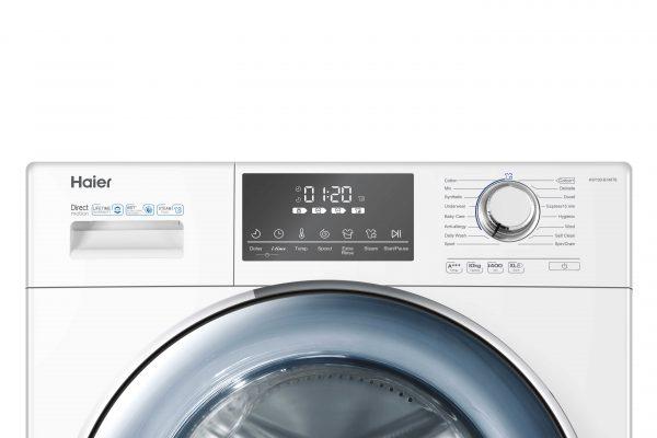 Haier HW100-B14876 10kg 1400rpm Freestanding Washing Machine
