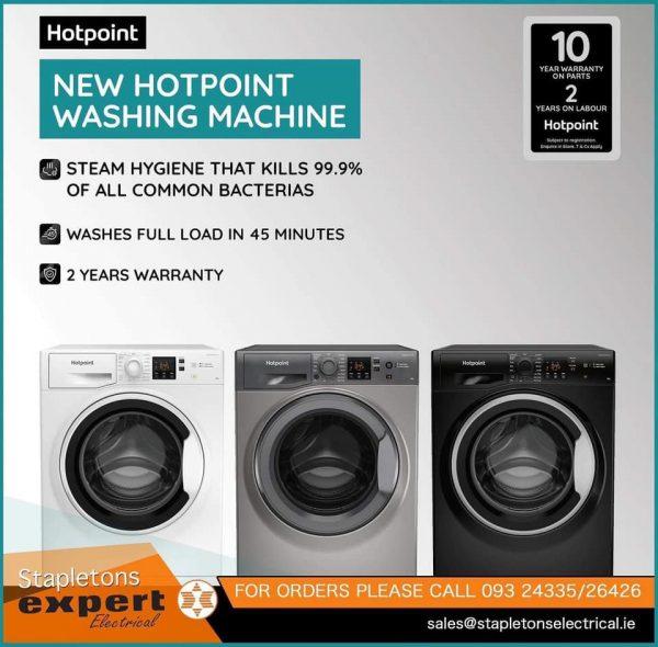 Hotpoint ActiveCare washing machine