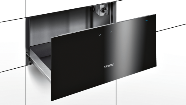 Siemens iQ700, Warming Drawer, 29 cm, Stainless steel BI630DNS1B