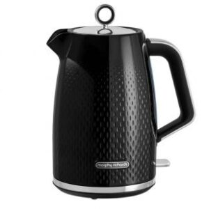Morphy Richards Verve 1.7 Litre Textured Kettle – Black – 103010