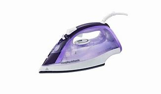 Morphy Richards Crystal Clear Amethyst Steam Iron – 300301