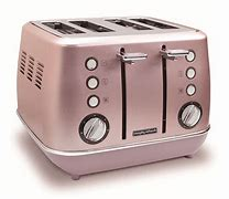 Morphy Richards Evoke 4 Slice Toaster Rose Quartz – 240117