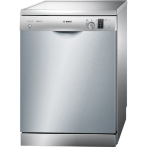 Bosch Serie 2 SMS25AI00E SuperSilence Dishwasher St/steel