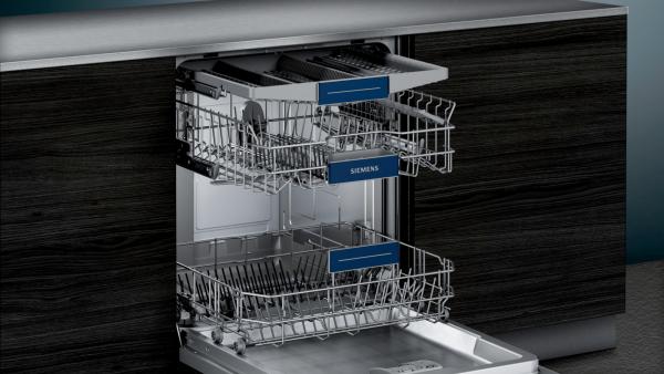 Siemens iQ300, Fully-integrated dishwasher, 60 cm SN636X00KG