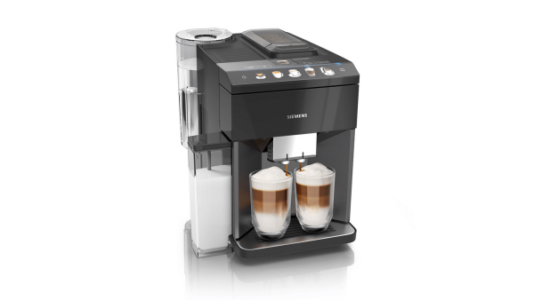 Siemens EQ.500 integral TQ505R09 Fully automatic coffee machine, Silver