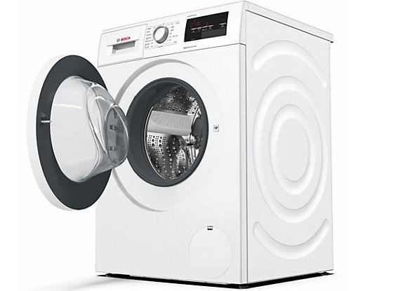 Bosch Serie 6, Washing machine, front loader, 9 kg, 1400 rpm WAU28T72GB