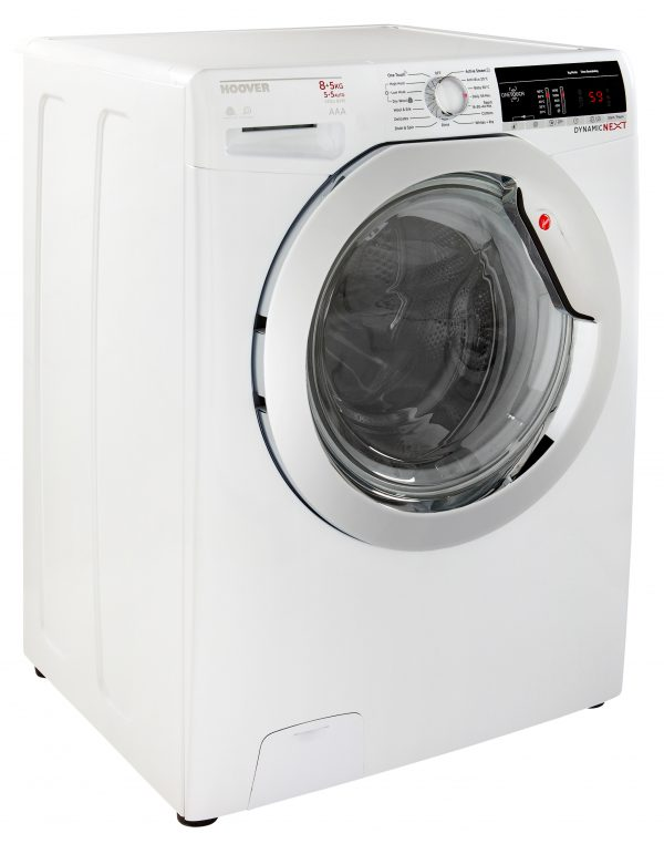 Hoover Washer Dryer WDXOA 485C Dynamic Next 8+5kg 1400 Spin Freestanding